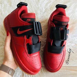 NWT Nike Air Force 1 Red Rare